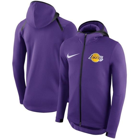 La Lakers Nike Showtime Therma Flex